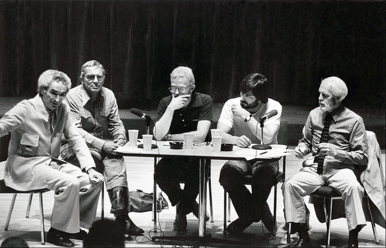 """A conferência """"Design  at Works"""", organizada pelo ICOGRADA em 1978, em Chicago, EUA."""